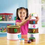 Stack and Count Layer Cake